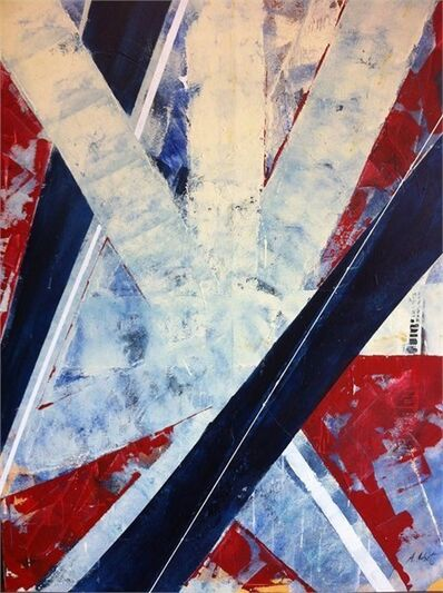 Albert Llobet Portell, 'Fragmentation of the Union Jack', 2012
