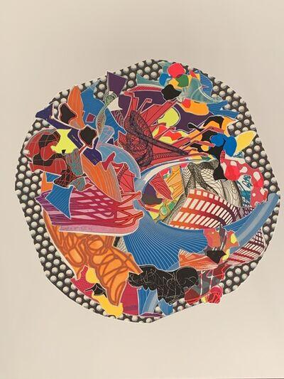 Frank Stella, 'Fattipuff', 1996