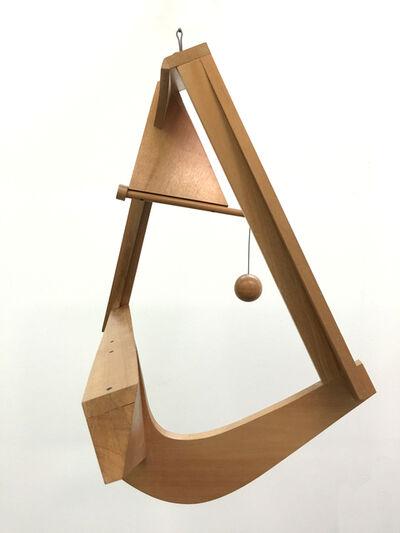 Manuel Felguérez, 'Colgante con esfera', 2016