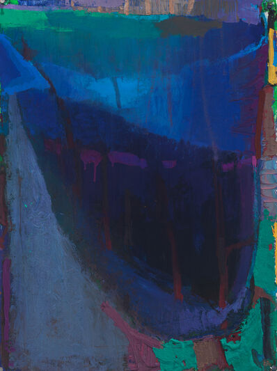Brian Rutenberg, 'Under the Pines 5', 2020