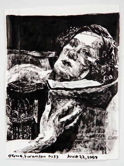 Dawn Clements, 'Gloria Swanson 1933', 2007