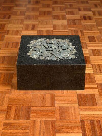 Jiro Takamatsu, 'Oneness of Granite', 1971