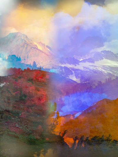 Terri Loewenthal, 'Psychscape 52 (North Peak, CA)', 2018