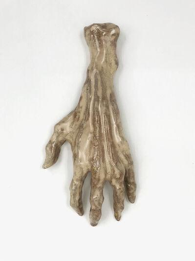 Klara Lilja, 'Hand of Glory - Rutil', 2019