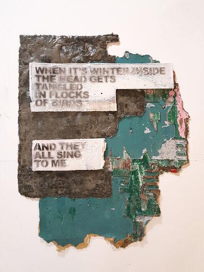 Nitzan Mintz, 'The Stone', 2018
