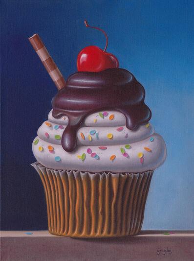 George Gonzalez, 'Confetti Cupcake', ca. 2019