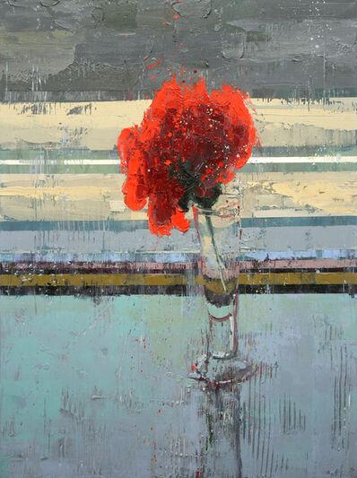 Carolyn Meyer, 'Red Rain', 2021