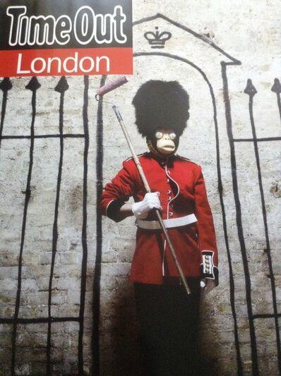 """Banksy, 'BANKSY- TIME OUT LONDON """"ROYAL GUARD""""', 2010"""