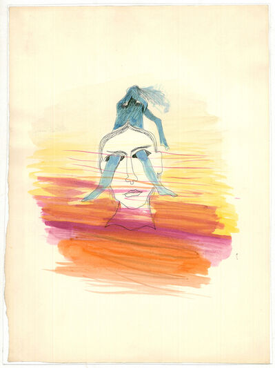 Hedda Sterne, 'Untitled', ca. 1939