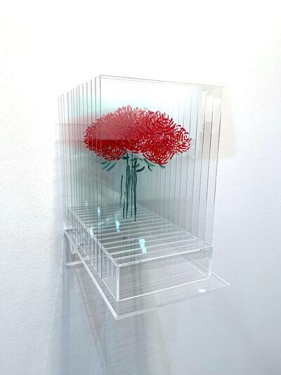 Ardan Özmenoğlu, 'Love is Red', 2019