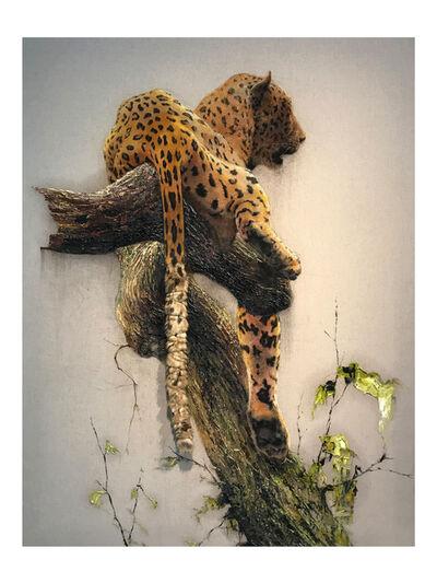Kim Nam Pyo, 'Instant Landscape-Leopard#2', 2019