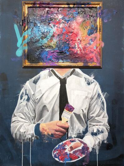 Sage Barnes, 'A Self Portrait ', 2017