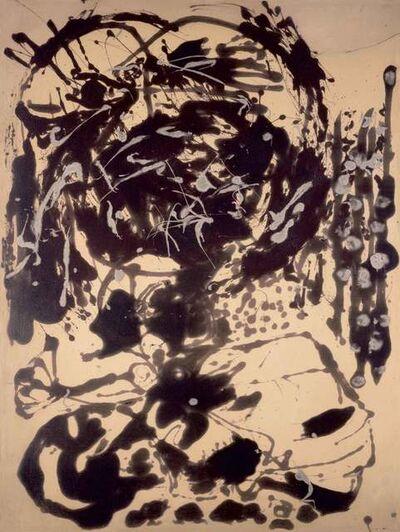 Jackson Pollock, 'Brown and Silver II', 1951
