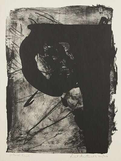 Robert Motherwell, 'Poet I', 1962