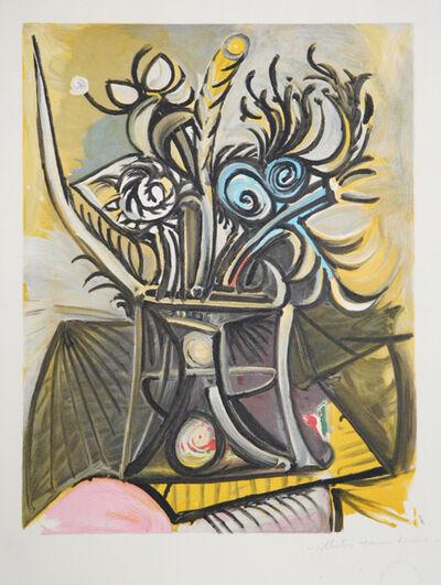 Pablo Picasso, 'Vase de Fleurs, 1969', 1979-1982
