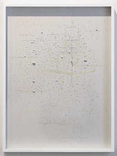 Marco Maggi, 'Waiting to Surface (U)', 2019