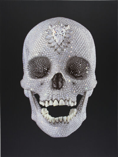 Damien Hirst, 'For the Love of God, Wonder (Diamond Dust)', 2014