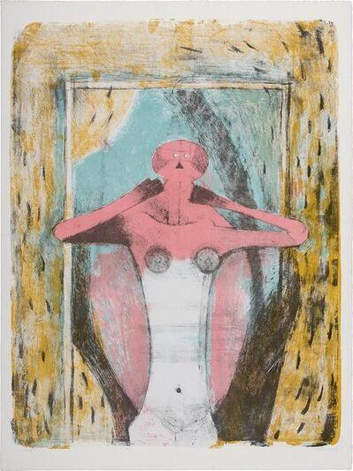Rufino Tamayo, 'Torse De Femme (P. 108)', 1969