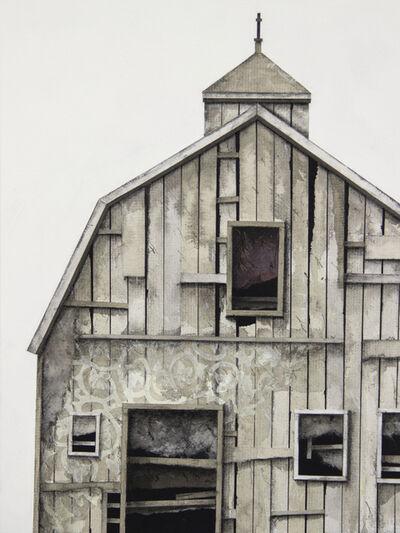 Seth Clark, 'Barn Study XXIX', 2020