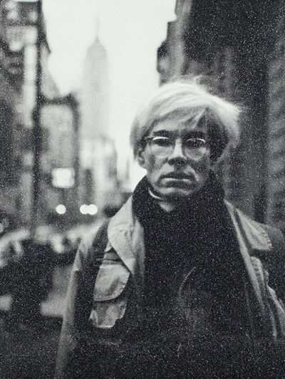 Russell Young, 'Andy Warhol NYC', 2018
