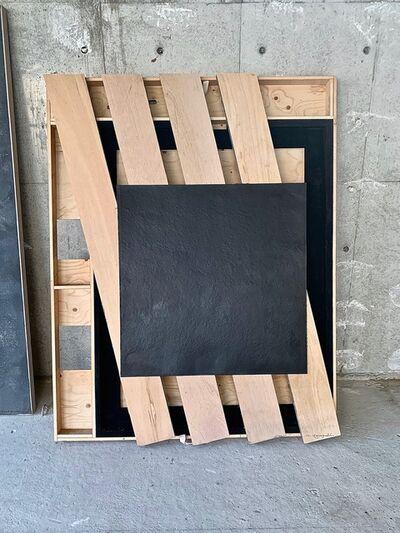 Noriyuki Haraguchi, 'Canvas Crate / Canvas 5', 2020