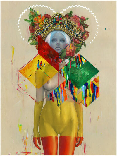 "Erik Jones, '""Dipped Queen""', 2013"