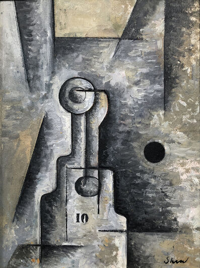 Charles Green Shaw, 'Ten', ca. 1930s