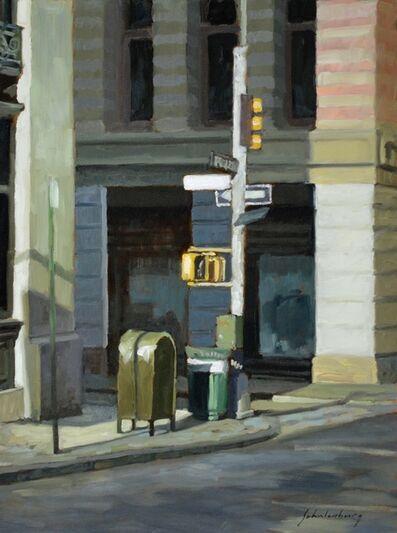 Paul Schulenburg, 'Corner Sun'