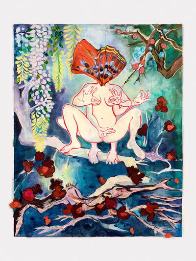 Chitra Ganesh, 'Butterfly', 2019