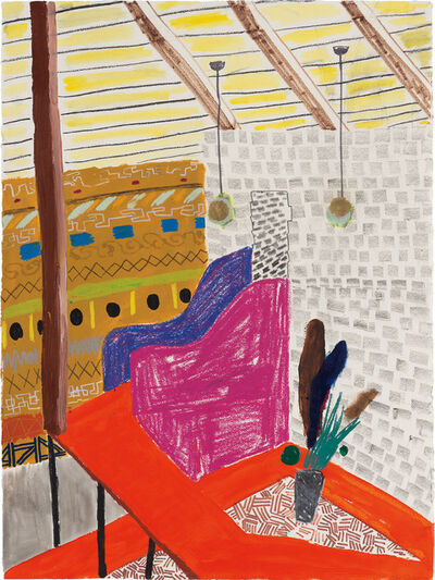 Shara Hughes, 'Ramp', 2008