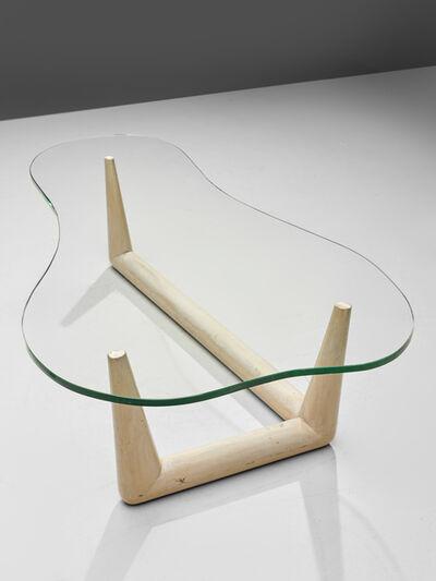 T.H. Robsjohn-Gibbings, 'Biomorphic Coffee Table', 1950s