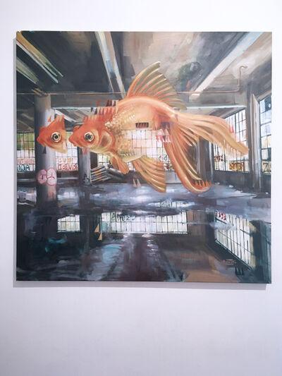 RU8ICON1, 'Fish tank', 2019