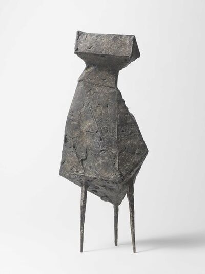 Lynn Chadwick, 'The Watcher Maquette I', 1959