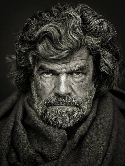 Andreas Bitesnich, 'REINHOLD MESSNER, Italien', 2009