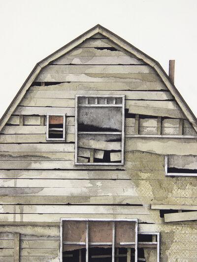 Seth Clark, 'Barn Study XXXI', 2020