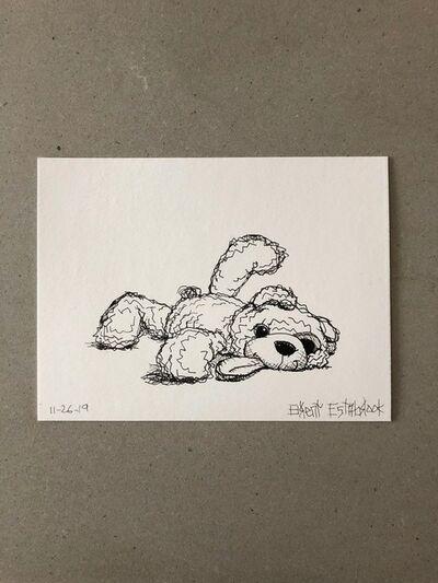 "Brent Estabrook, '""Morning Sketch"" 11-26-2019', 2019"