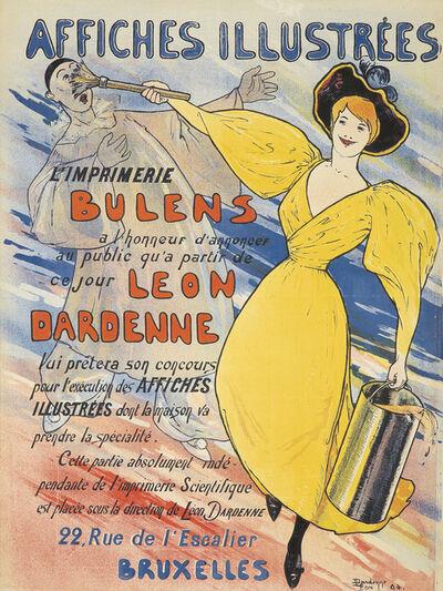Leon Dardenne, 'Affiches Illustrées', 1894