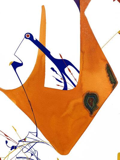 Herbert Baglione, 'Untitled #7', 2017
