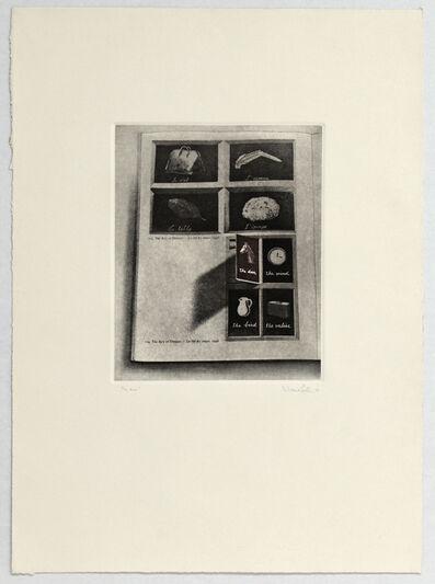 Liliana Porter, 'The Door', 1977