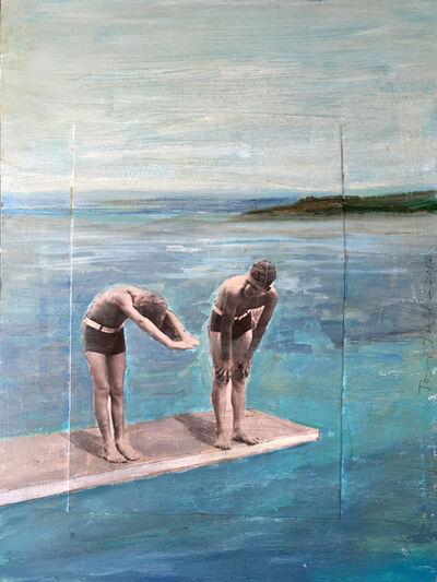 Tom Judd, 'Diving Lesson', 2017