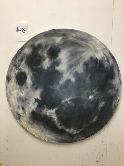 """Kurt Pio, '""""Moon""""', 2019"""