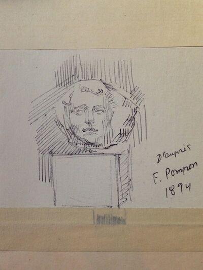 Julia Levitina, 'Female Head after Pompon 1894 (d'Orsay) '