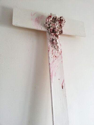 Pasturo, 'Crucificcio', 2015