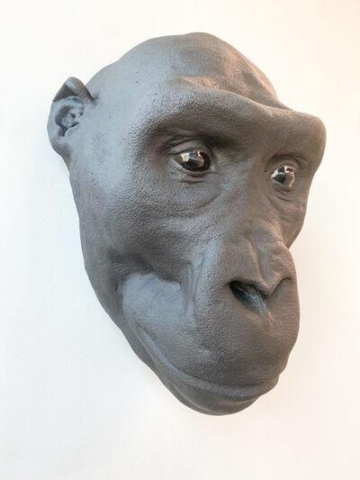 Stefano Bombardieri, 'Testa Gorilla', 2020
