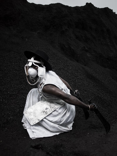 Mohau Modisakeng, 'Endabeni 9', 2015