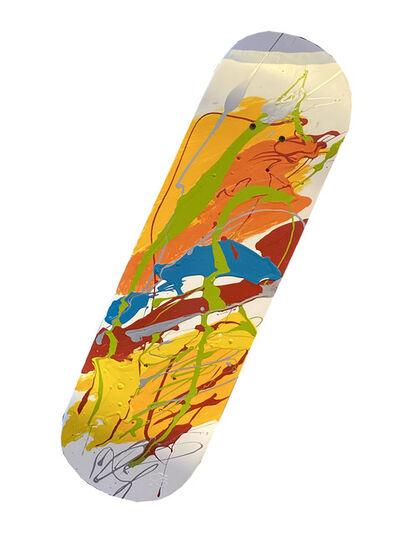 Elena Bulatova, 'Skateboard IV', 2020