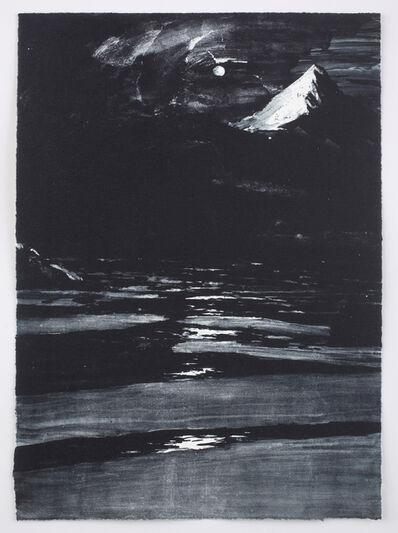 Emma Stibbon, 'Nocturnal Ice Floe', 2015