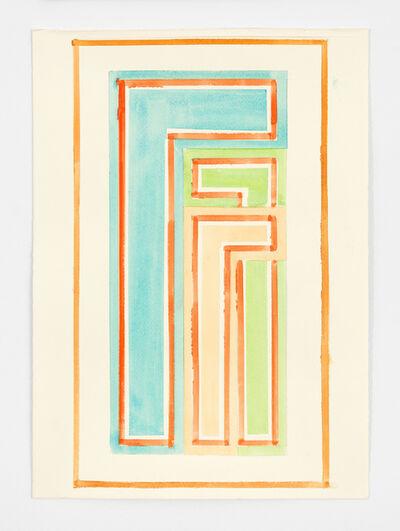 David Novros, 'Untitled', 2000