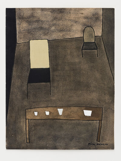 Mira Schendel, 'Sem título / Untitled', 1954