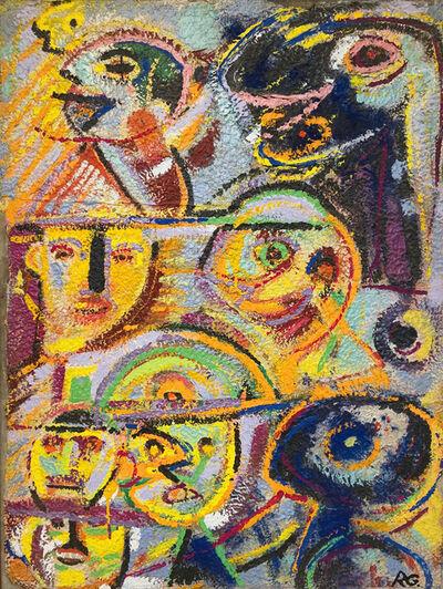 Rubens Gerchman, 'Untitled', 1985
